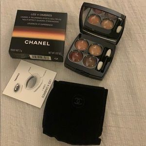Chanel Les 4 Ombres Eyeshadow Palette